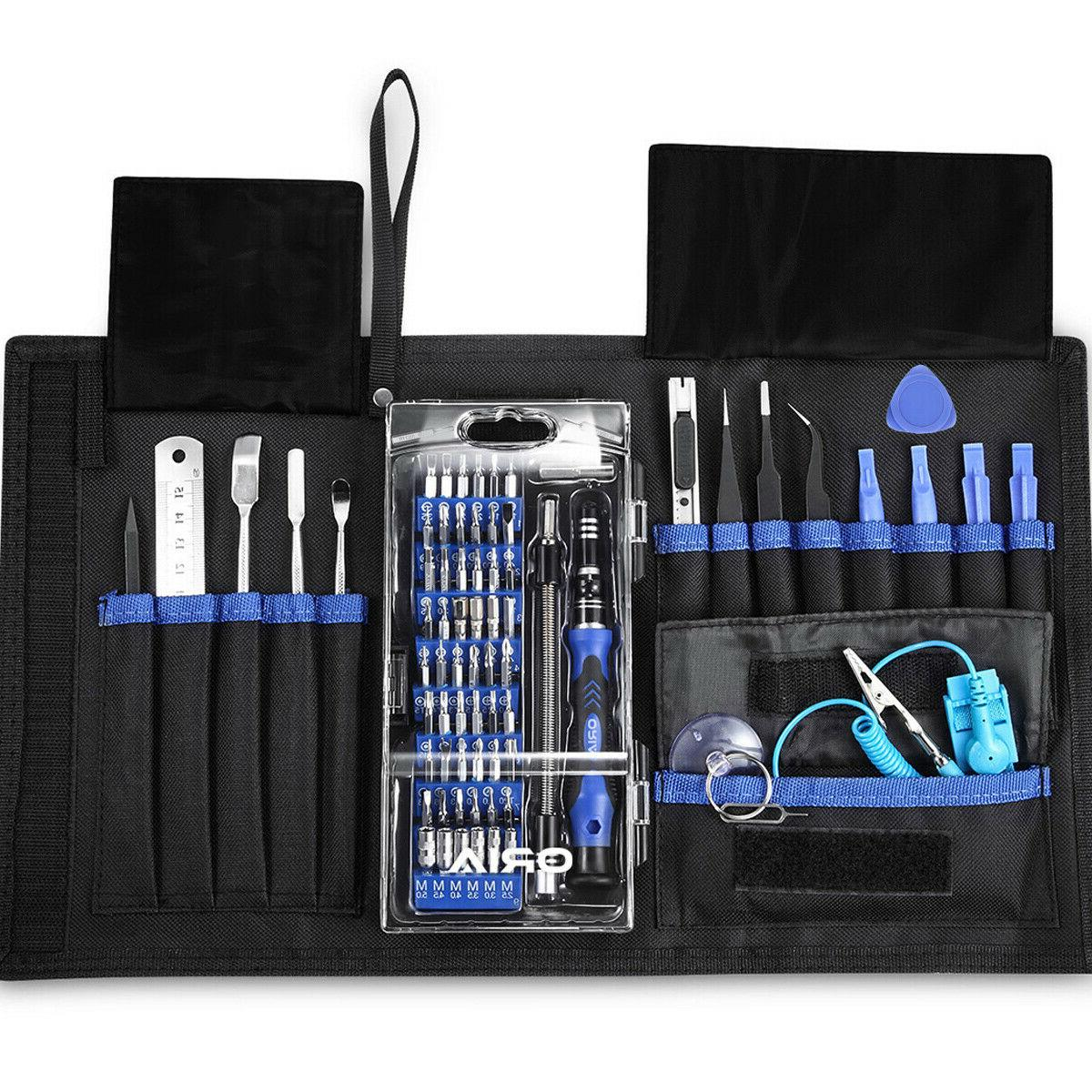 76 in 1 precision screwdriver set repair