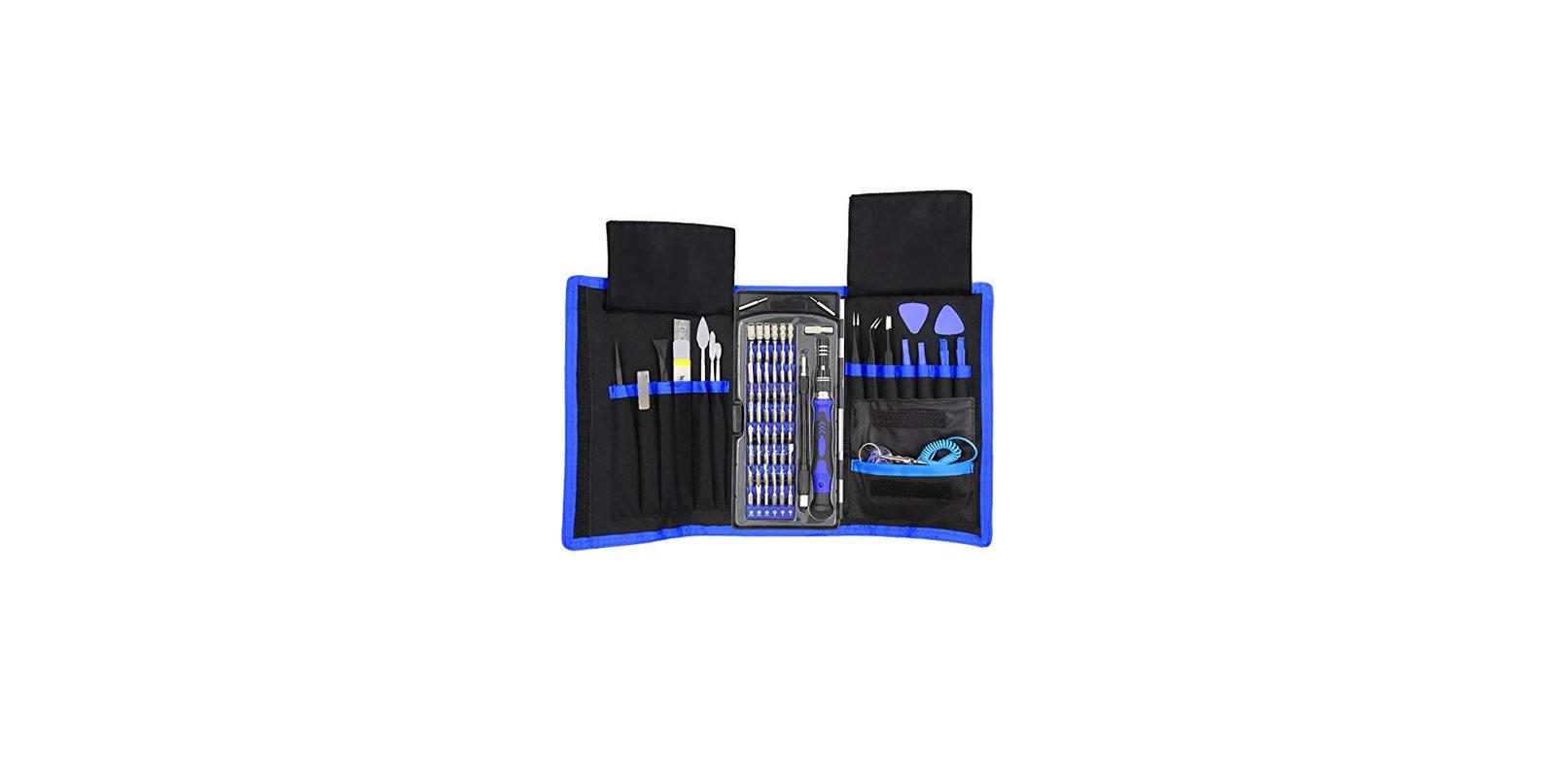 80 in 1 precision set with magnetic
