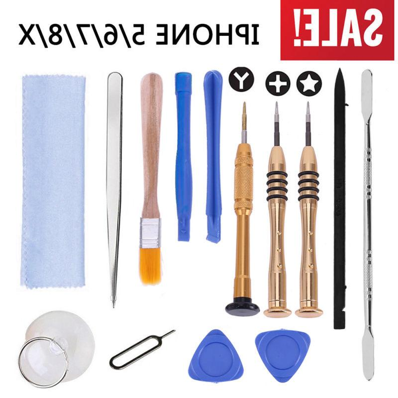 For 7 Repair Tools Screwdriver Opening 4