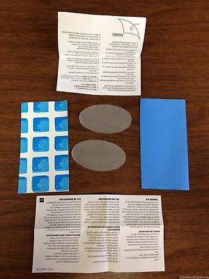 INTEX ABOVE GROUND POOL PATCH MATERIAL ONLY REPAIR KIT