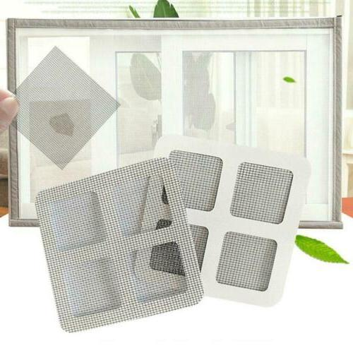 Anti-Insect Fly Bug Door Window Screen Patch