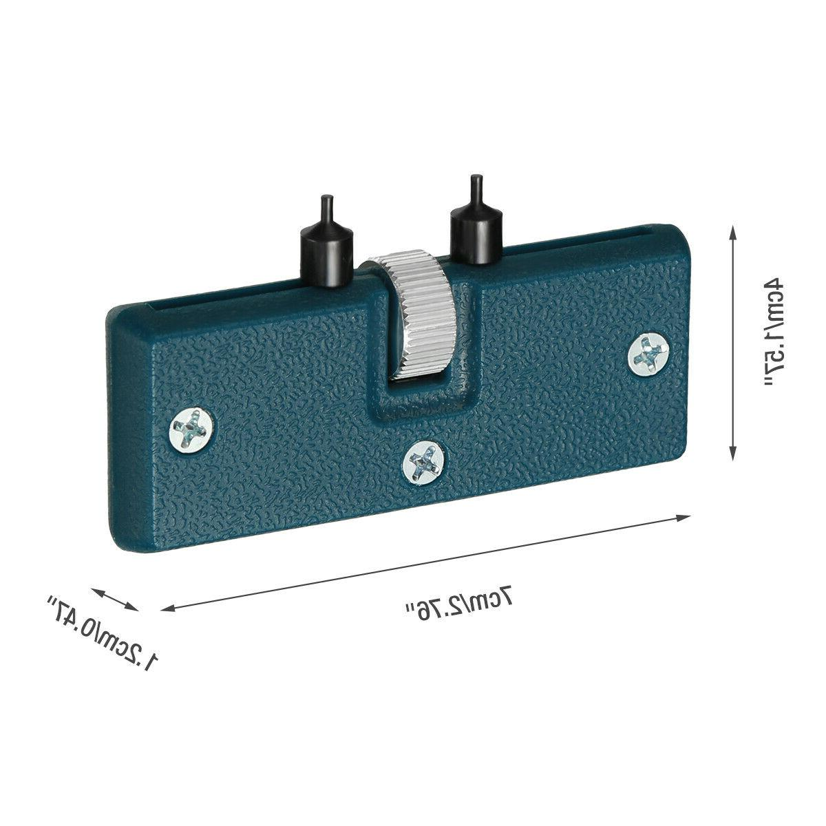 Adjustable Watch Back Case Opener Remover Wrench