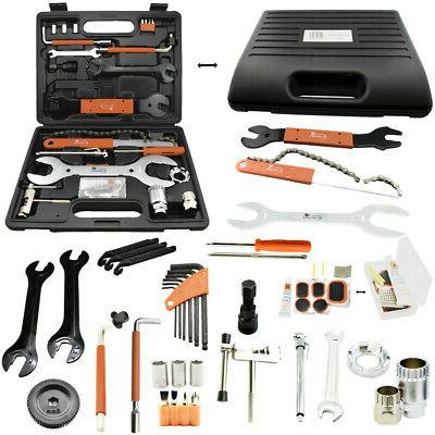 bike repair tool kit 42 pieces multi