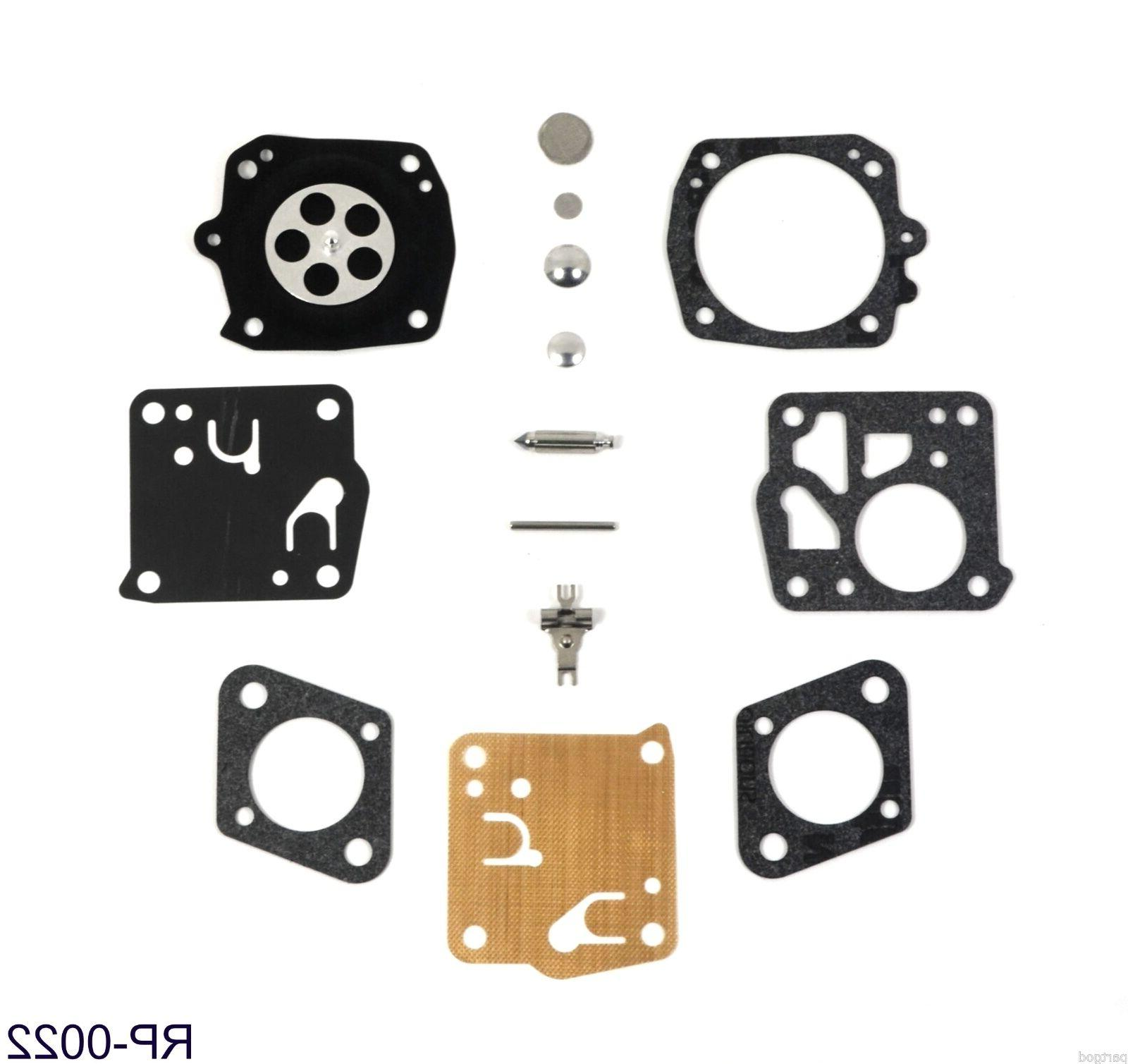 carburetor carb rebuild repair kit for tillotson