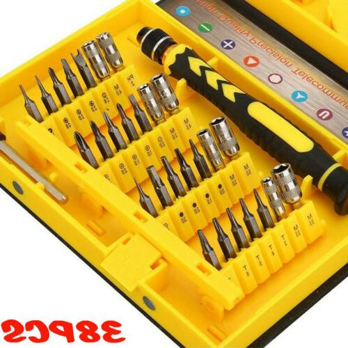 Computer Tool Kit Precision For Electronics PC Repair Set NEW