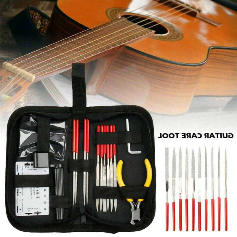 Guitar Tool Kit Luthier Maintenance Tool
