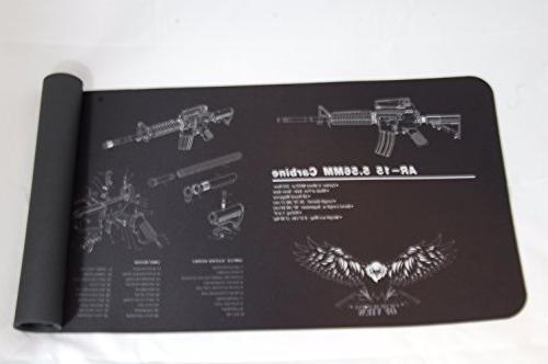 Tactical Gun 12 inch inch with Exploded Diagram