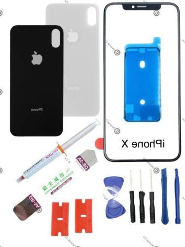 iphone x screen replacement front outer touch