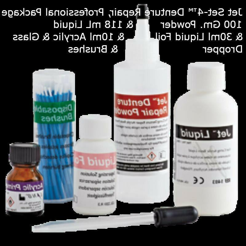 lang dental jet set 4 denture repair