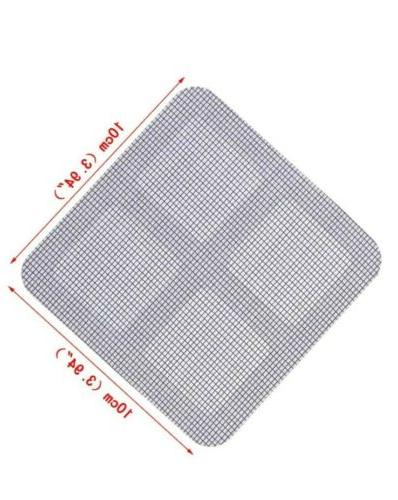 Lot of 3 Doors Net Fix Repair Sticky Patch Self Adhesive