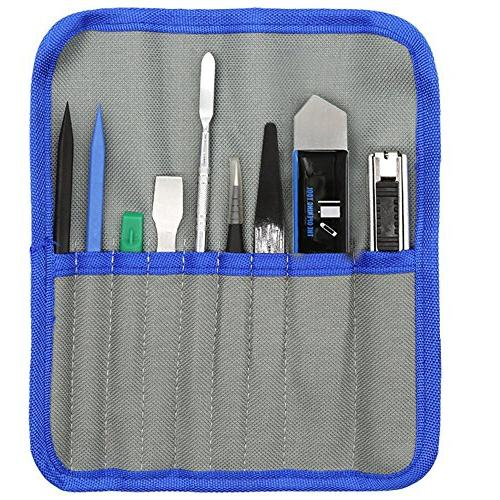 Pry Kit with Spudgers and Tweezer