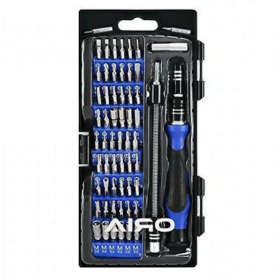 Oria 60 in 1 Magnetic Driver Kit, Precision Screwdriver Set