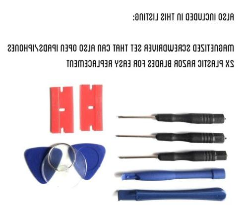 Outer Front Lens Stylo 1 3 4 Repair Kit