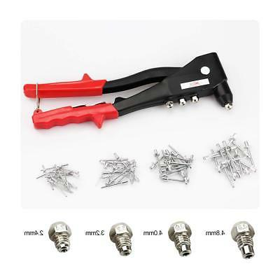 Professional Kit 60 Rivets and Wrench Grade