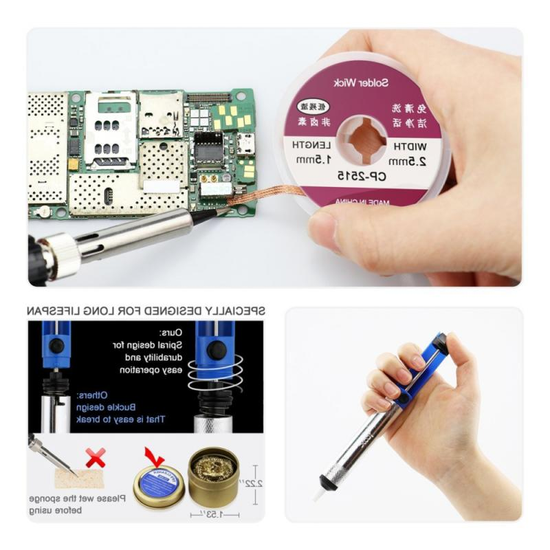 Repair Tool Helping Soldering Station, Solder