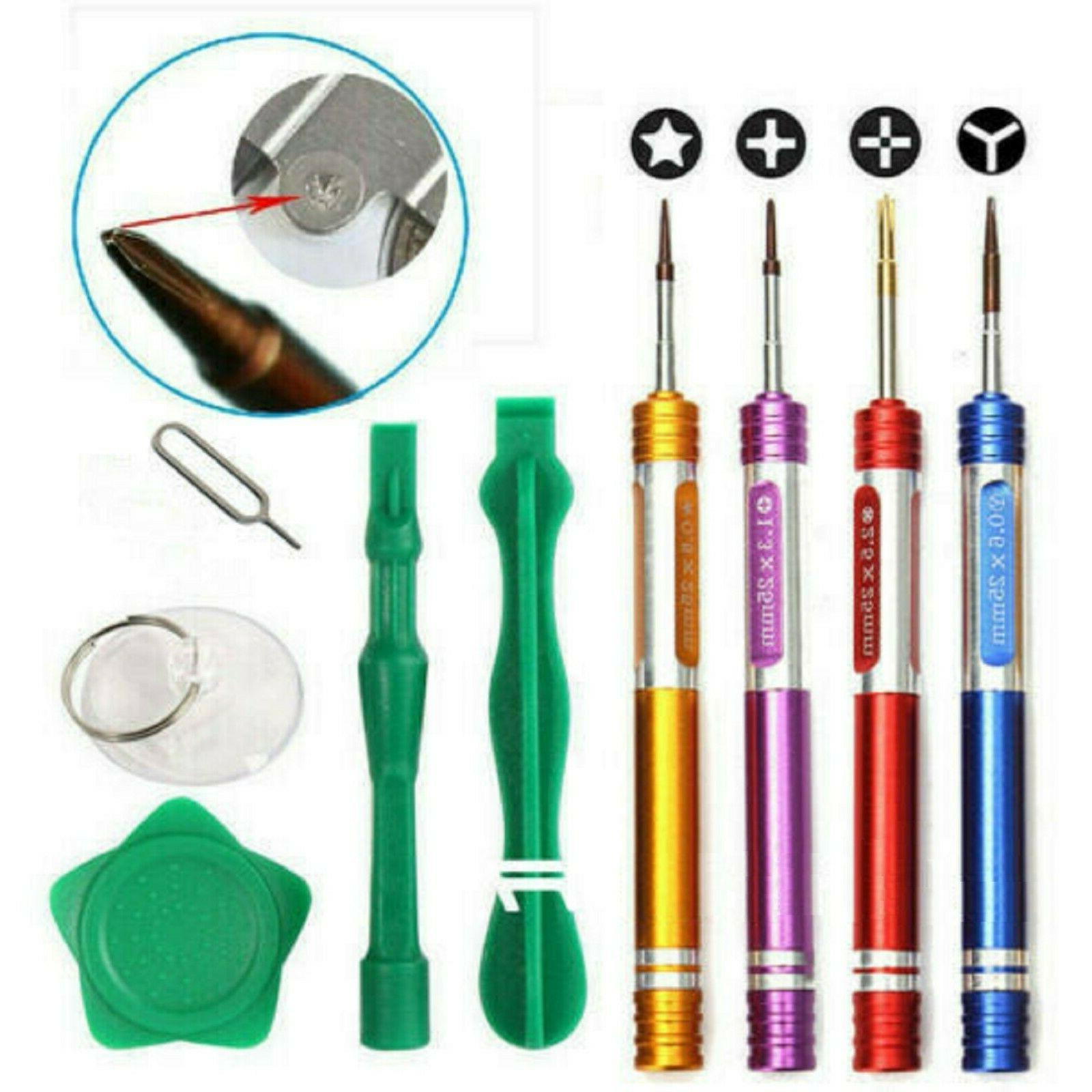 Repair Opening Pry Screwdriver Kit Set Phone X XS 6 5s