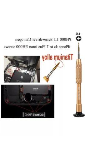 Magnetic Cell Phone Tools Kit Opening /7