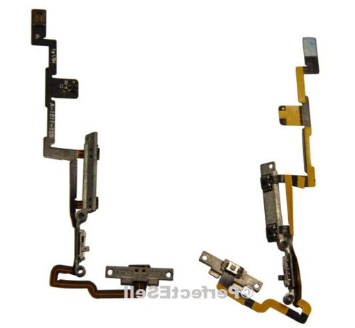Replacement Ipad 2 Button Flex Cable Pre-Installed Kit