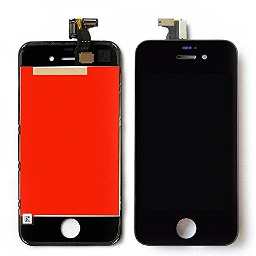 Fixcracked Front Display Touch Screen Digitizer + Back Cover + Tools Compatible for Iphone
