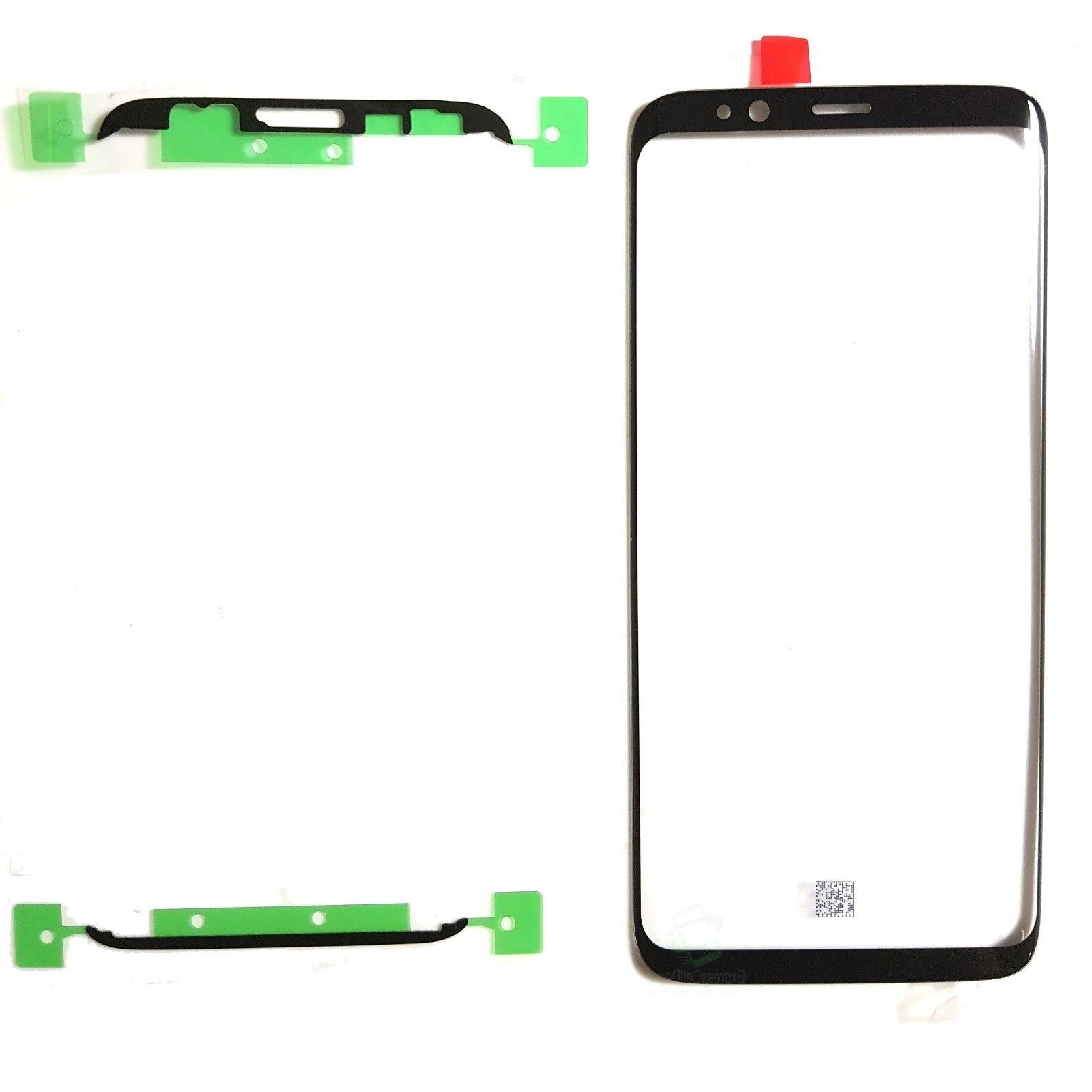 Front Screen Glass Repair Kit for Samsung Galaxy
