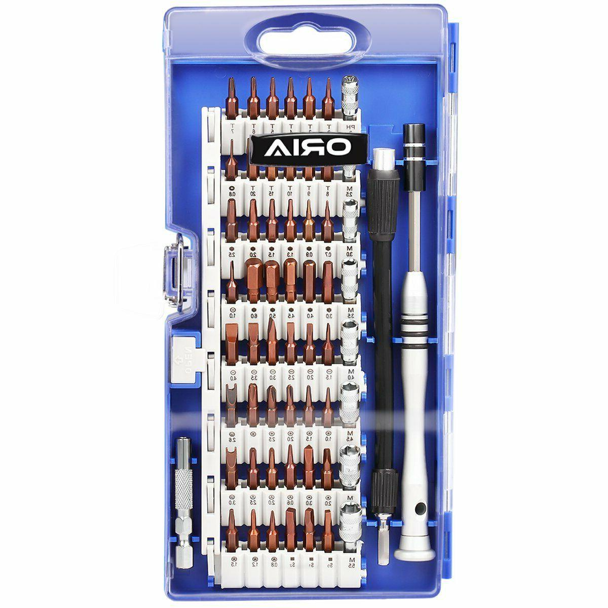 screwdriver set magnetic driver kit professional electronics