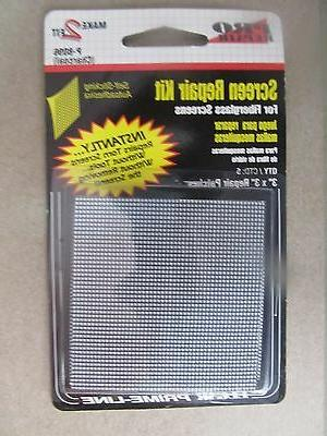 PRIME LINE PRODUCTS 3 X 3 Self Stick Screen Patch