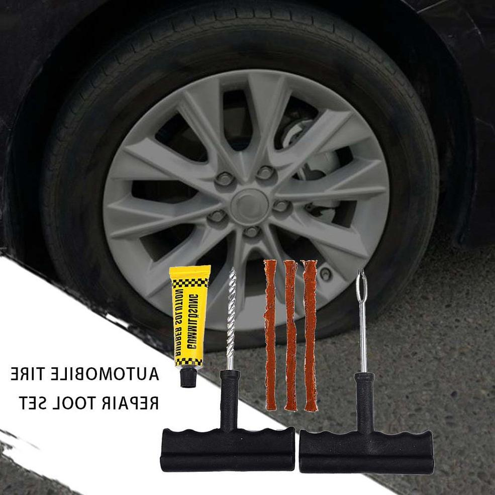 Small Size Repair Auto <font><b>Tubeless</b></font> Tire Puncture <font><b>Kit</b></font> Tool Accessories