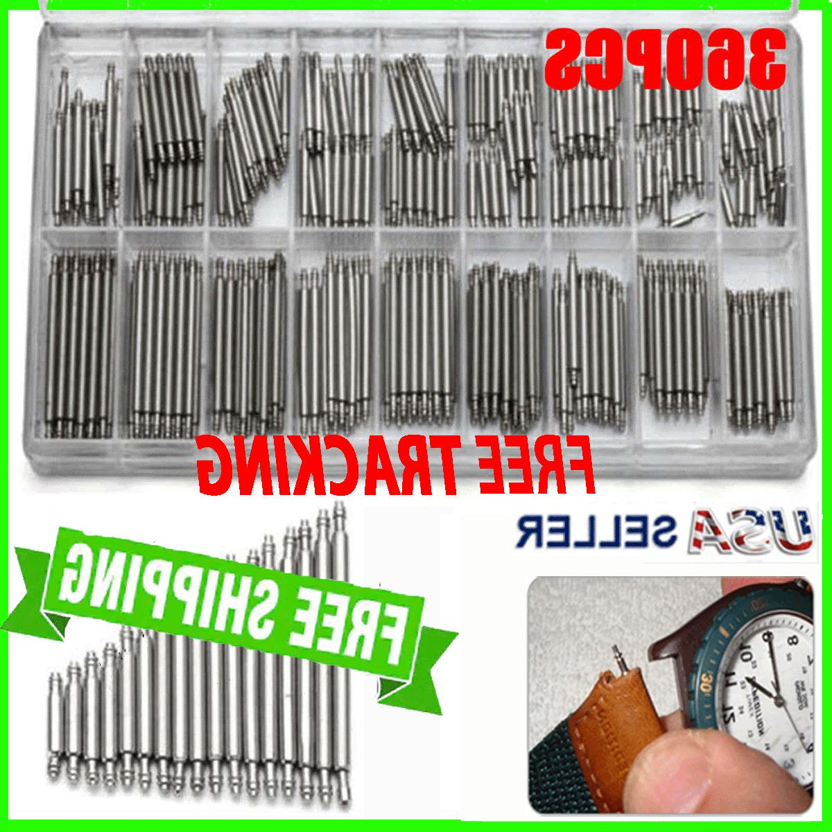 stainless steel watch band spring