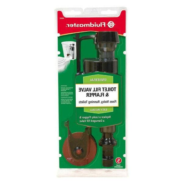 Toilet Kit Replacement Flapper for