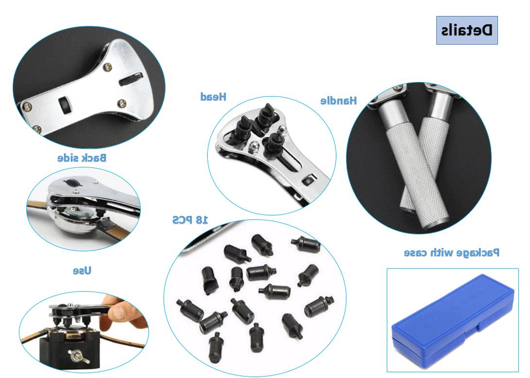 Watch Band Case OPENER Kit Remover