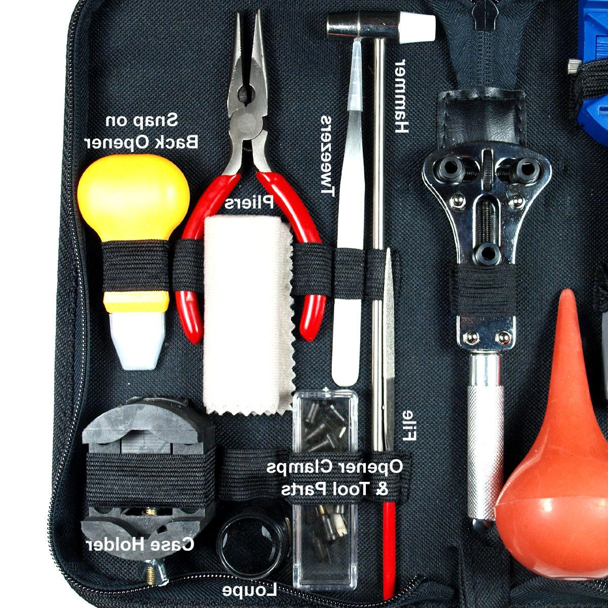 Tool Kit Case Spring Bar with Case