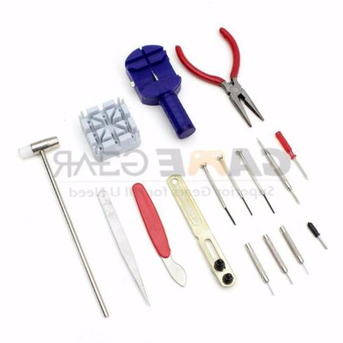 Yescom Watch Tool Kit Spring Bar Case Opener Screwdriver