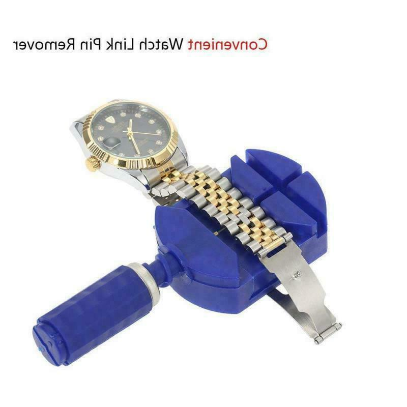 Watch Repair Watchmaker Back Remover Spring Pin Tool
