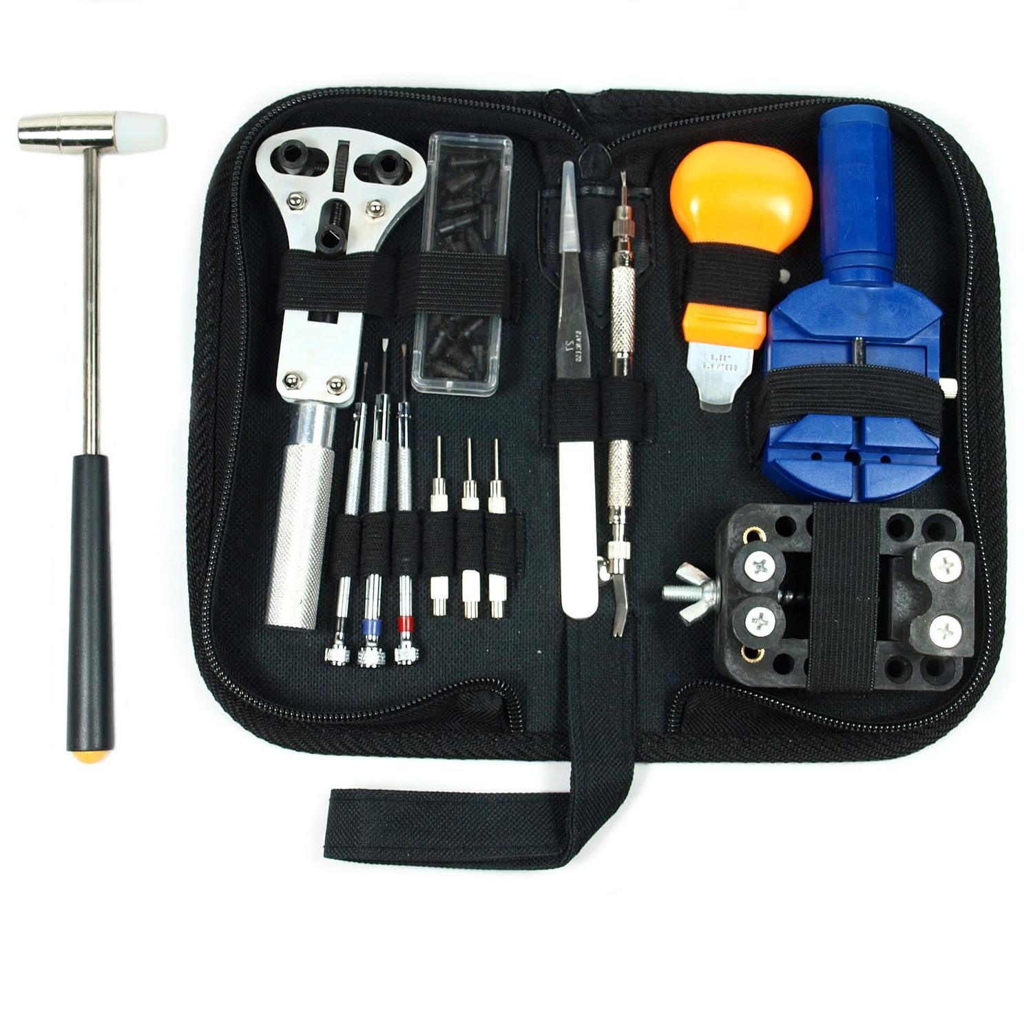 Watch Repair Tool Kit - Remover, Spring Case Press