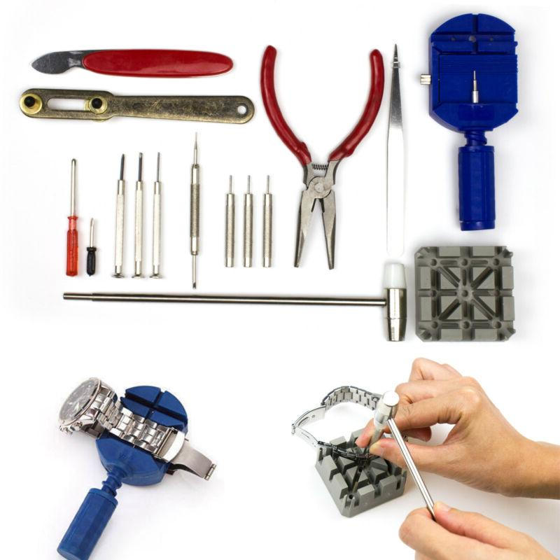Watch Tool Case Opener Spring Screwdriver Case