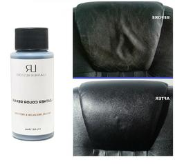 Leather Color Repair 1 Oz Recolor Restorer Couch Furniture A