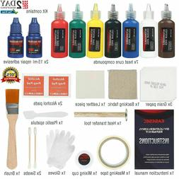leather repair kit for couches car seat