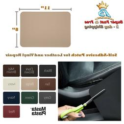 Leather Vinyl Repair Kit Patches Patch Self Adhesive Sofas C