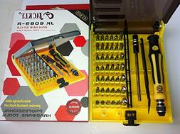 Beyution New Magnetic 45 in 1 Precision Torx Screwdriver Rep
