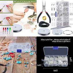 Jewelry Maker Set Kit DIY Making Bracelet Earrings Necklace