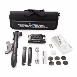 Agapo Multi Function Bicycle Tire Repair Tools Kit Glueless