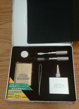 Numbered Limited Edition ZIPPO CAMEL TROPHY REPAIR KIT, SABA