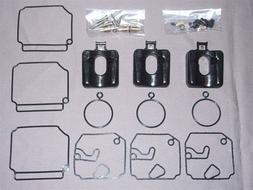 OEM Yamaha 40-50 2-stroke Outboard Carburetor Repair Kit 6H4