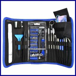 Precision Screwdriver Set 86 In 1 Magnetic Repair Tool Kit W