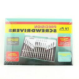 16 Piece Precision Screwdriver Set