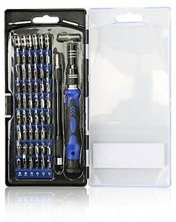 Pro Precision Screwdriver Set, Magnetic Driver, 60 in 1 with