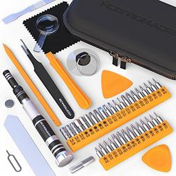 precision screwdriver set kit 9