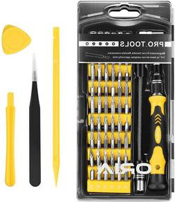 ORIA Precision Screwdriver Set, Magnetic Driver Kit, Nickel