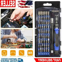 Precision Screwdriver Set Magnetic Screwdriver Bit Kit Elect