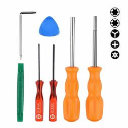 Pro Screwdriver Set Repair Tool Kit for Nintendo NES SNES N6